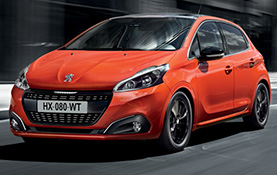New PEUGEOT 208 Allure 1.5 90 HP